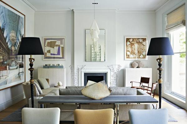 Home Art Collector Couple Waldo