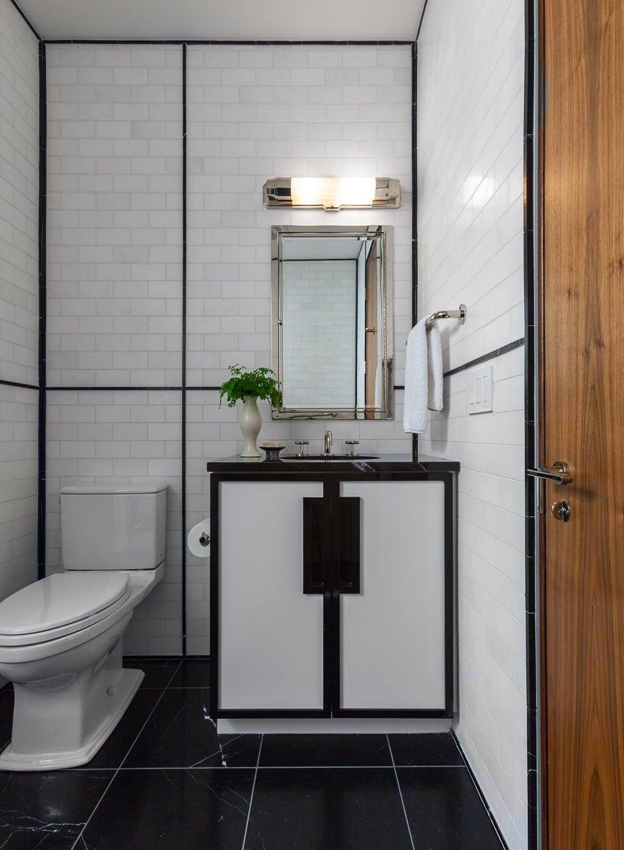 Bathroom By Michael Del Piero Good Interior Design On 1stdibs