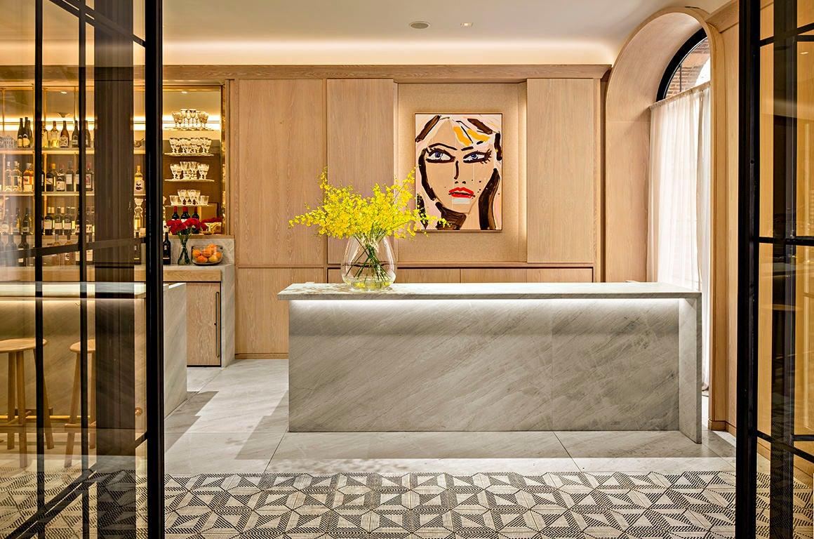 GEM Hotel Chelsea By Paris Forino Interior Design On 1stdibs