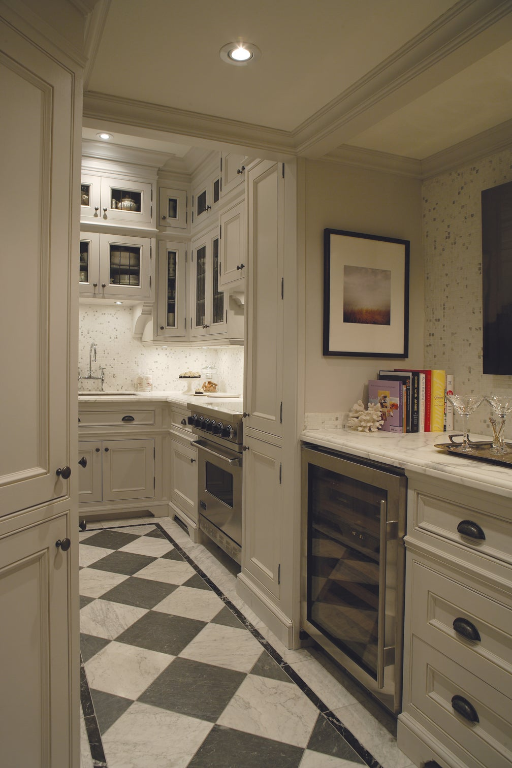 Kitchen by Philip Mitchell Design LLC on 1stdibs
