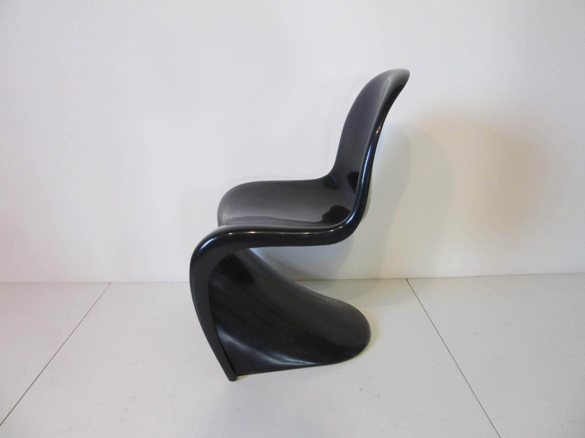panton s chair lyndsey linens and covers verner molded plastic for sale at 1stdibs modern