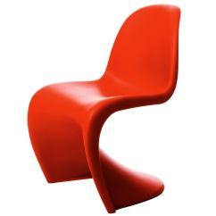 Vernon Panton Chair Two Person Lounge Vitra In Classic Red By Verner For Sale At 1stdibs