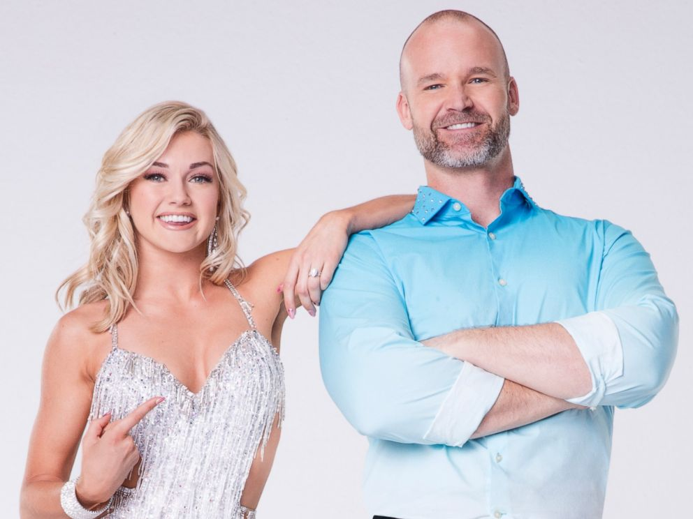 PHOTO: David Ross, right, will compete with pro Lindsay Arnold on the new season of Dancing With the Stars.