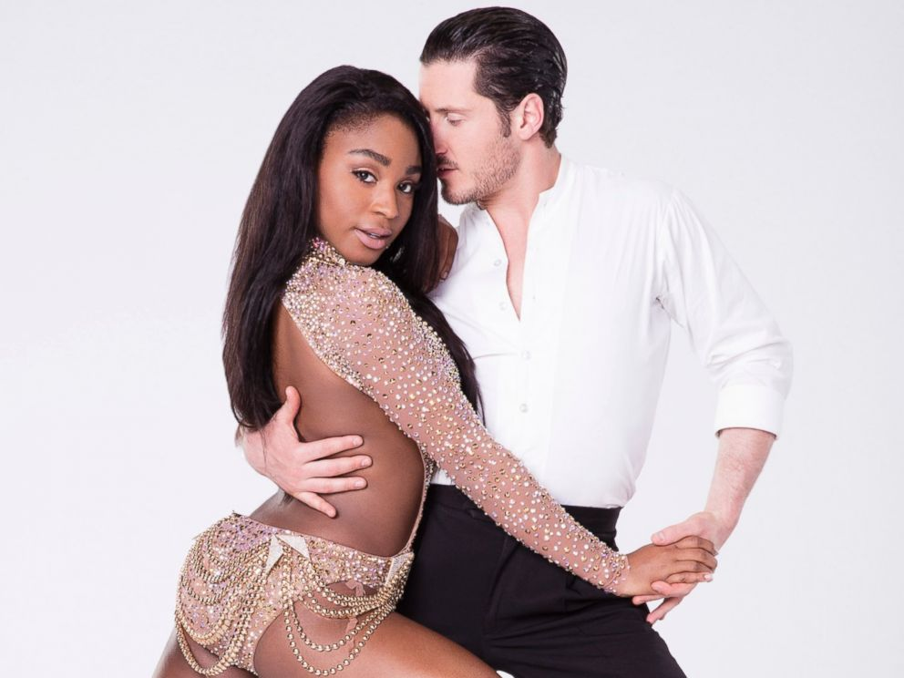 PHOTO: Normani Kordei will compete with pro Valentin Chmerkovskiy on the new season of Dancing With the Stars.
