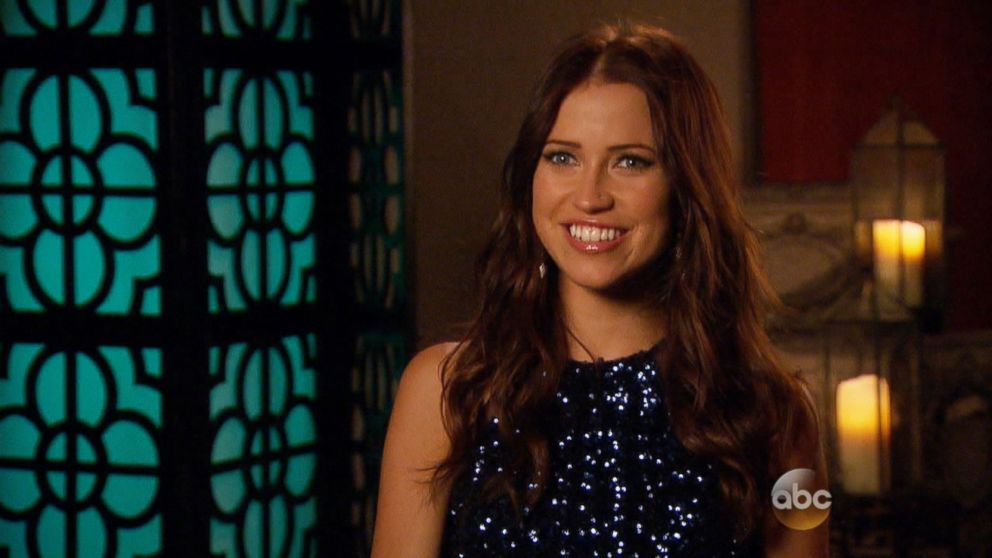 "PHOTO: Kaitlyn is seen here on last nights episode of ""The Bachelorette."""