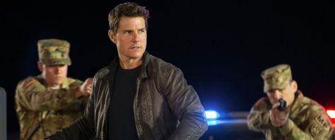 Tom Cruise in Jack Reacher 2: Never Go Back