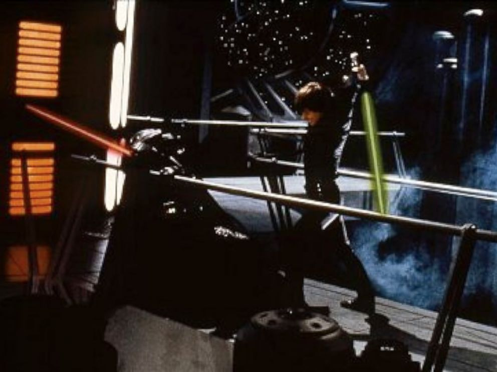 PHOTO: Star Wars: Episode VI - Return of the Jedi, 1983.