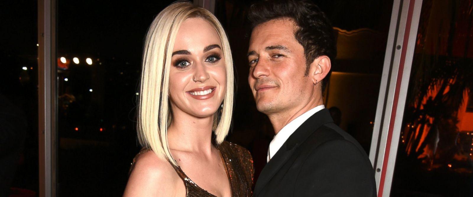 Katy Perry y Orlando Bloom se separan tras un año de relación