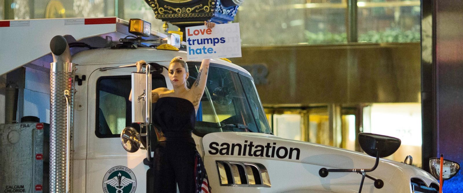 Image result for lady gaga  protest
