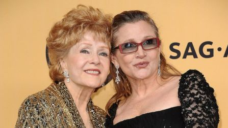 Image result for images of carrie fisher and debbie reynolds