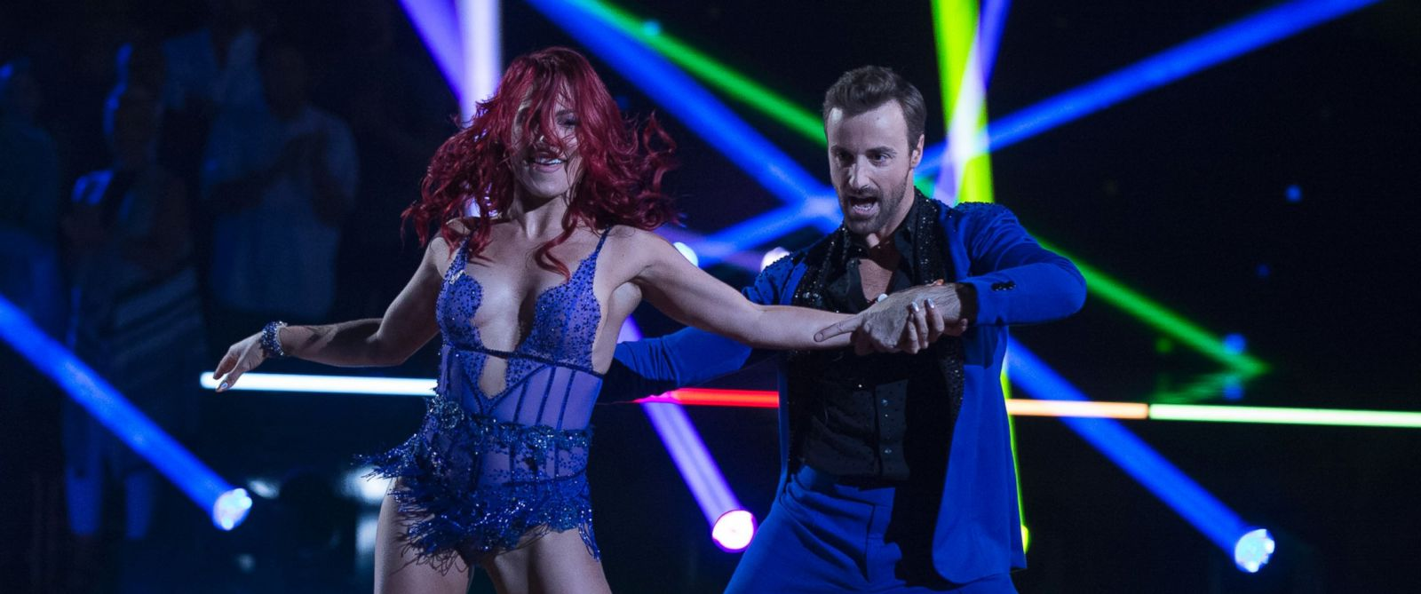 Image result for James Hinchcliffe & Sharna Burgess