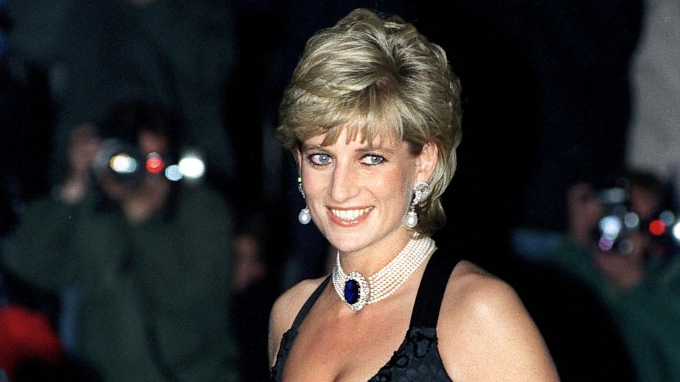 Remembering Princess Diana Her Life Through The Years ABC News