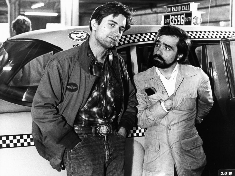 Image result for robert de niro, martin scorsese