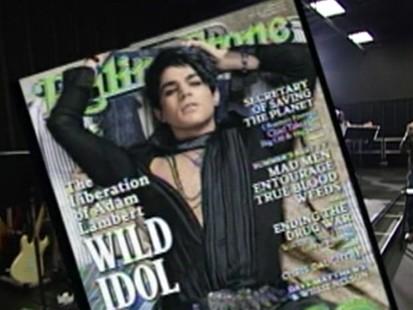 American Idols Adam Lambert on His Sexuality Im Gay Im BiCurious  ABC News
