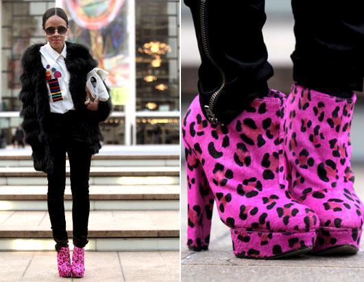 Shoes of Fashion: Fashion Week 2013