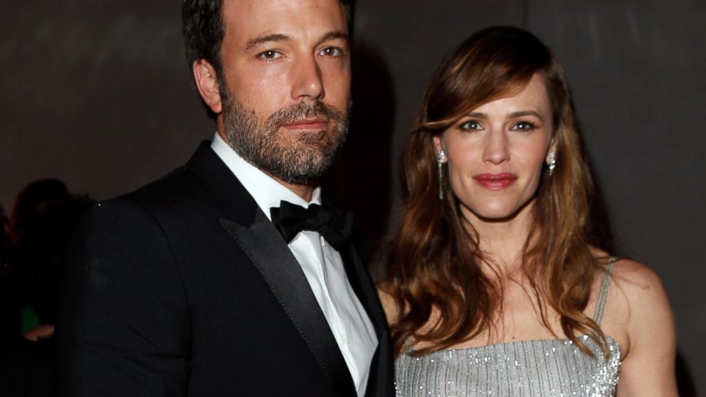 Image result for Hollywood's Ben Affleck and Jennifer Garner file for divorce