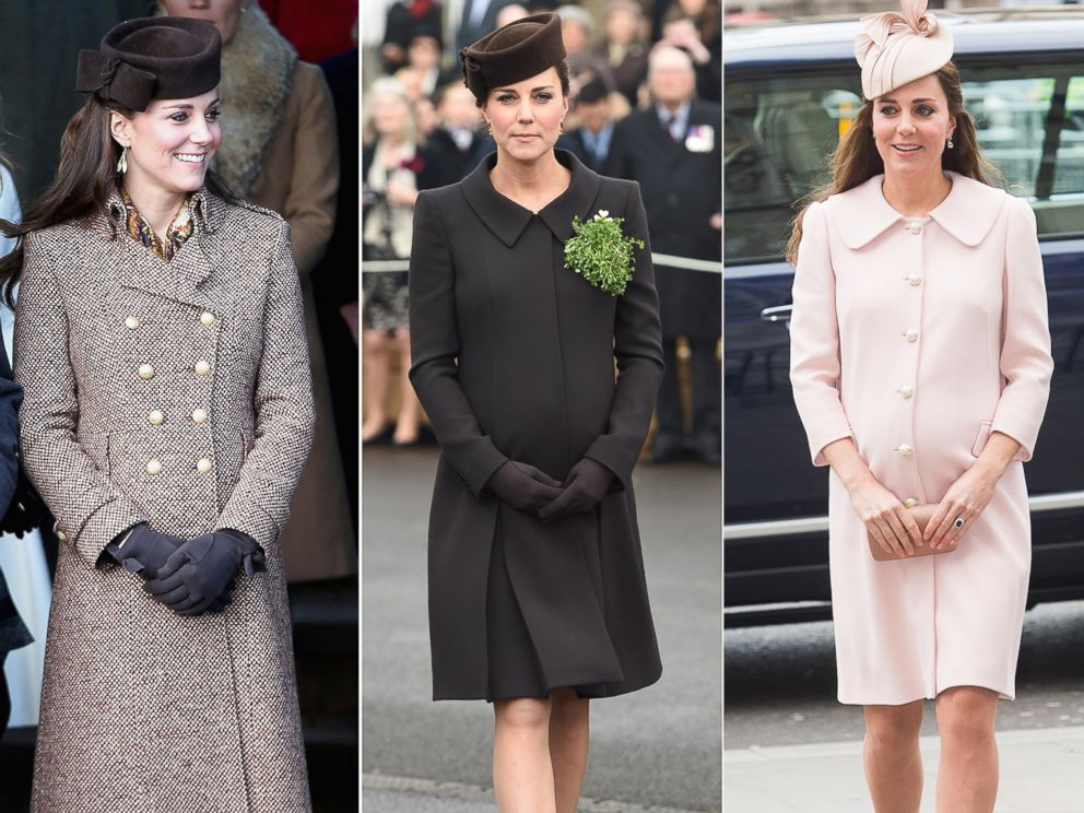 5 Takeaways From Duchess Kates Maternity Style ABC News