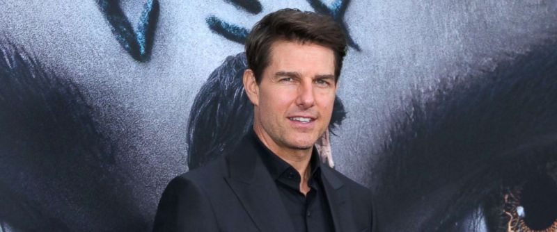 Photo Tom Cruise Attends The Mummy Fan Event At Amc Loews Lincoln Square