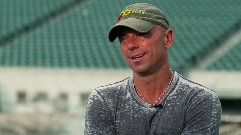 One-on-One With Kenny Chesney Video