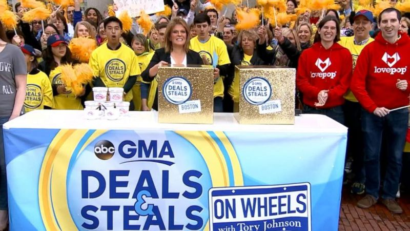 Deals And Steals On Wheels Good Morning America Dealssite Co