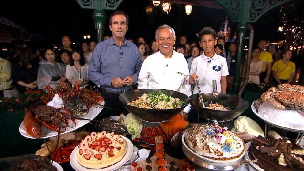 Wolfgang Puck Opens Restaurant in Shanghai Disney Resort