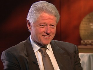 Bill Clinton on ABC with Chris Cuomo