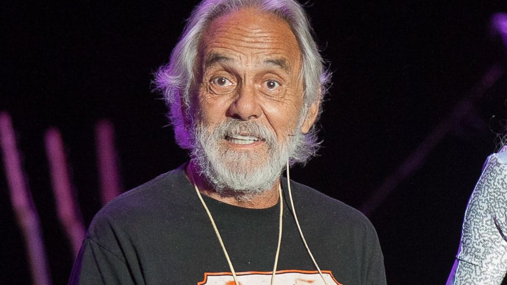 Tommy Chong Supports EJoints If They Work  ABC News
