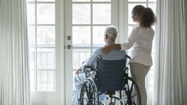 5 Ways To Deal With Caregiver Stress