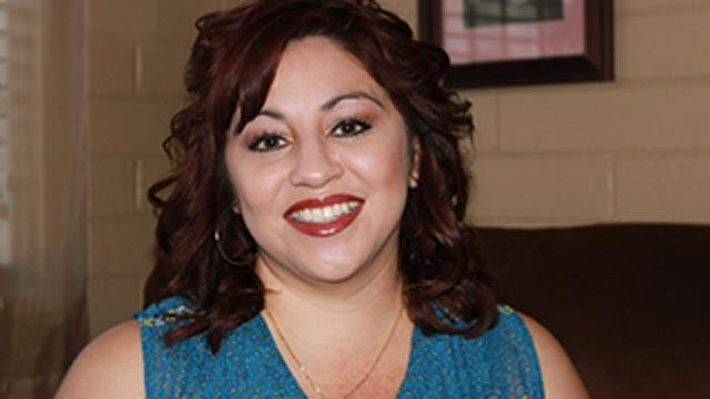 PHOTO: Aundrea Aragon thought she had allergies. Instead, she had brain fluid streaming out her nose.