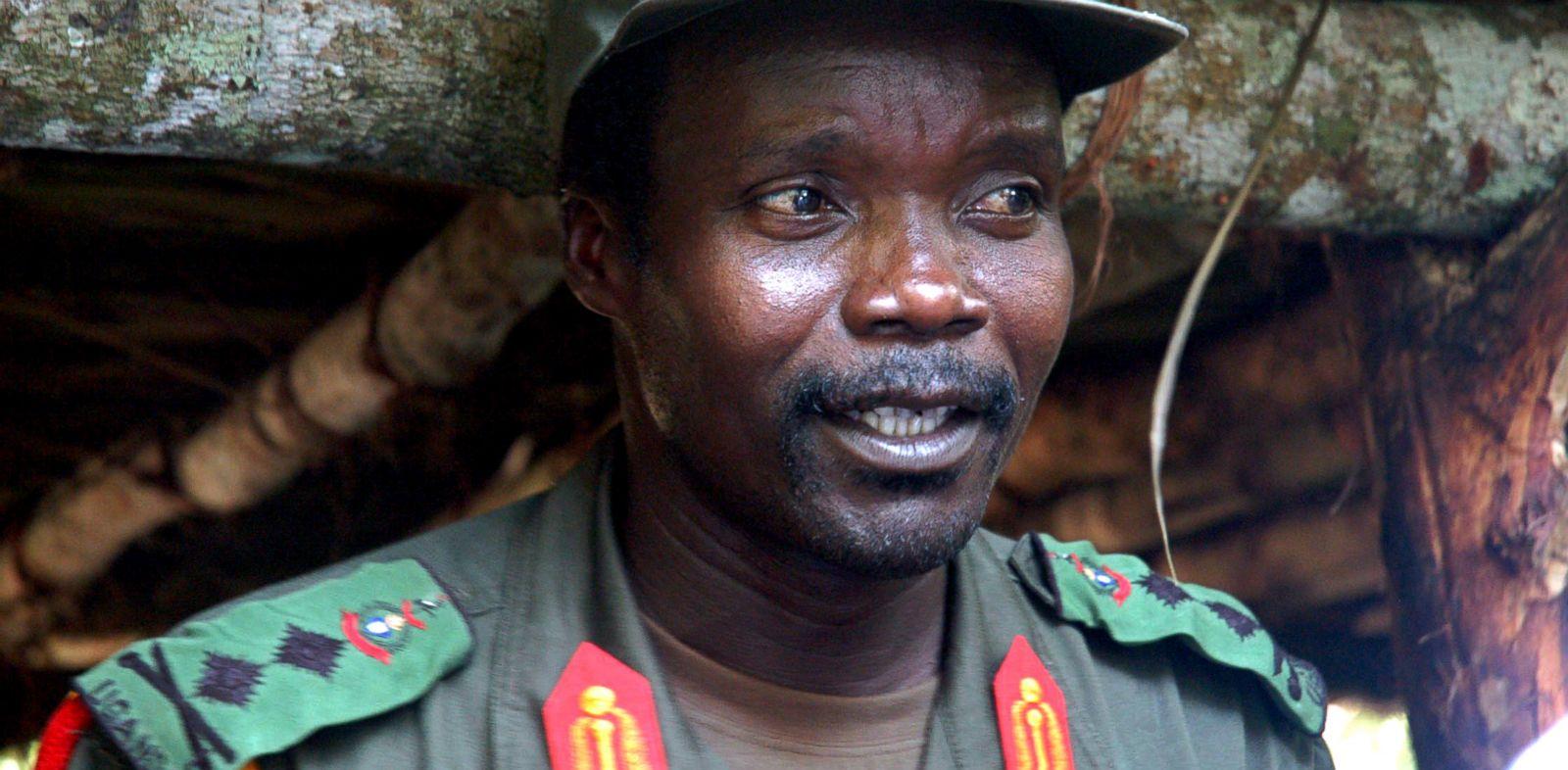 Image result for Joseph Kony, photos