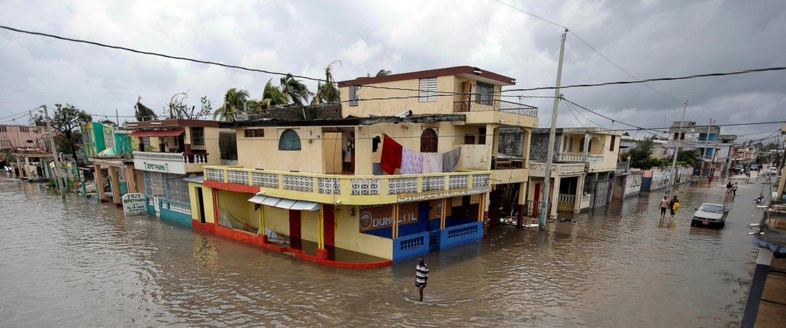 Image result for hurricane matthew jeremie haiti