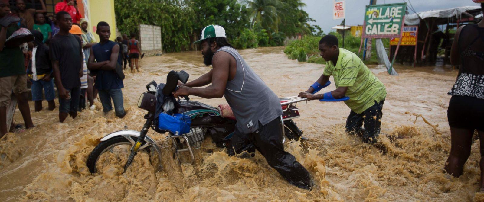 Image result for haiti hurricane matthew
