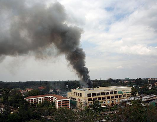 Nairobi Attack.