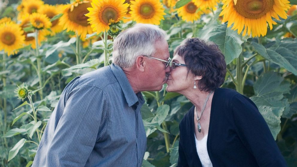 PHOTO: Don and Babbette Jaquish, pictured together here in 2011, were married in 2000.