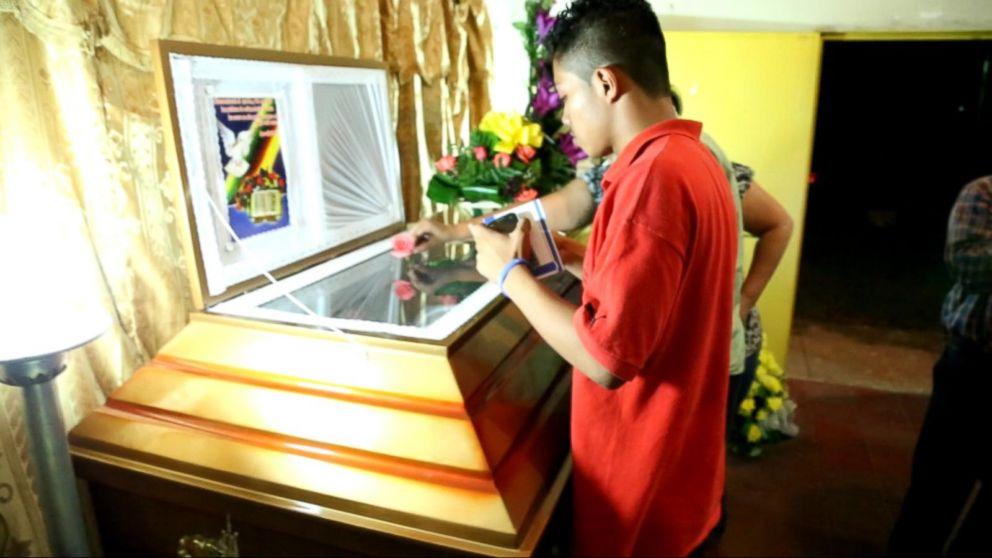 Funeral Service in El Salvador Becomes Gang Target Part 2