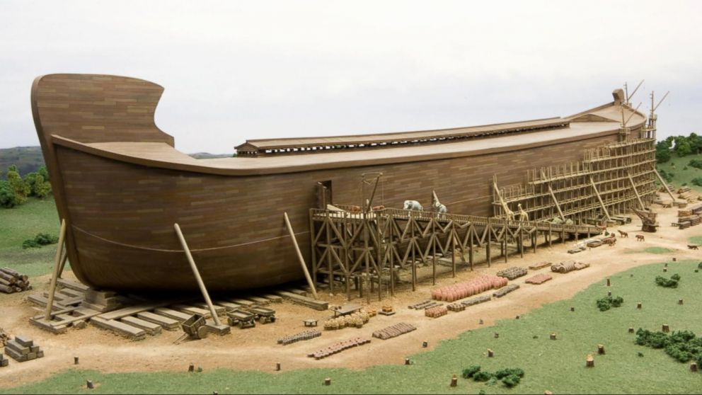 Image result for noah ark replica
