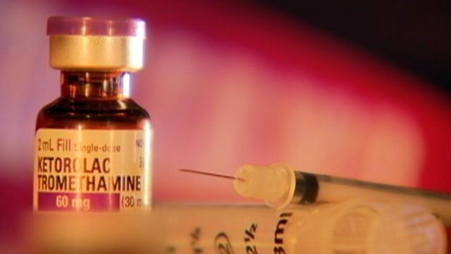 Toradol injections Jill scott insomnia