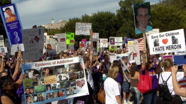 White House FDA protest