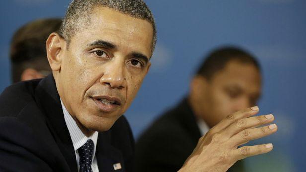 President Barack Obama speaks in St. Petersburg, Russia, Sept. 6, 2013.