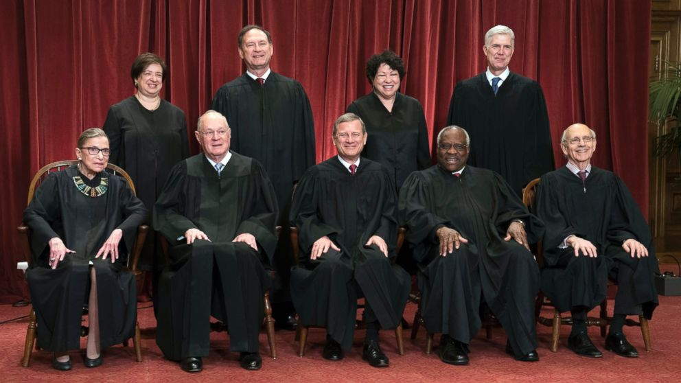 Image result for photos of supreme court and the justices