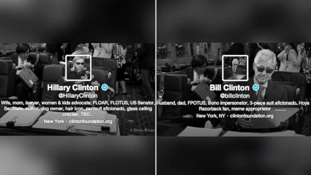bill clinton gets hilarious