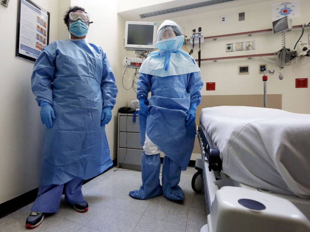 President Obama Convenes Emergency Ebola Meeting at White