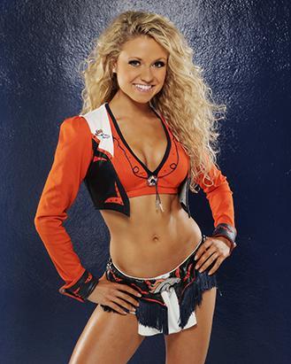 NFL Cheerleaders: Denver Broncos