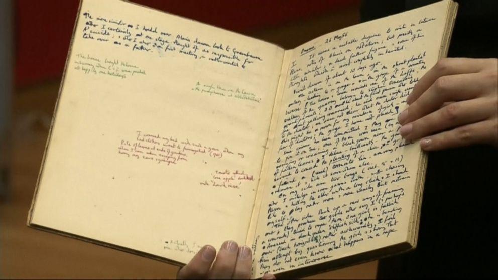 Alan Turings World War II Era Notebook Sold at Auction