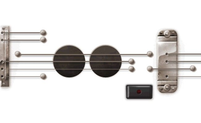 Guitar Chords Google Logo Is Playable Doodle In Honor Of