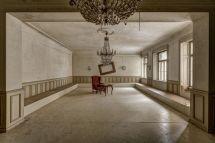 Inside Abandoned Hotel Rooms