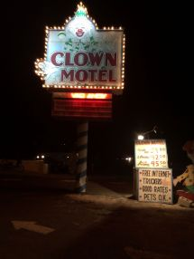Creepy Clown Hotel Scares Pants Guests