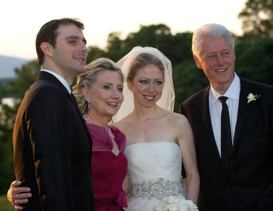chelsea clinton,wedding,pictures,photos,bill clinton,hillary clinton