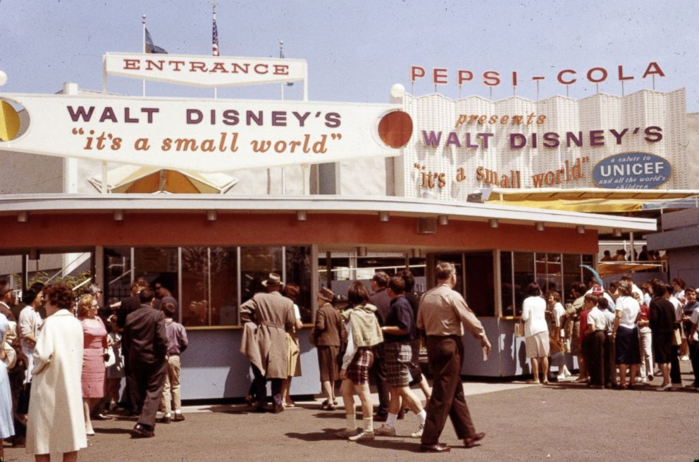 Image result for it's a small world, the world's fair