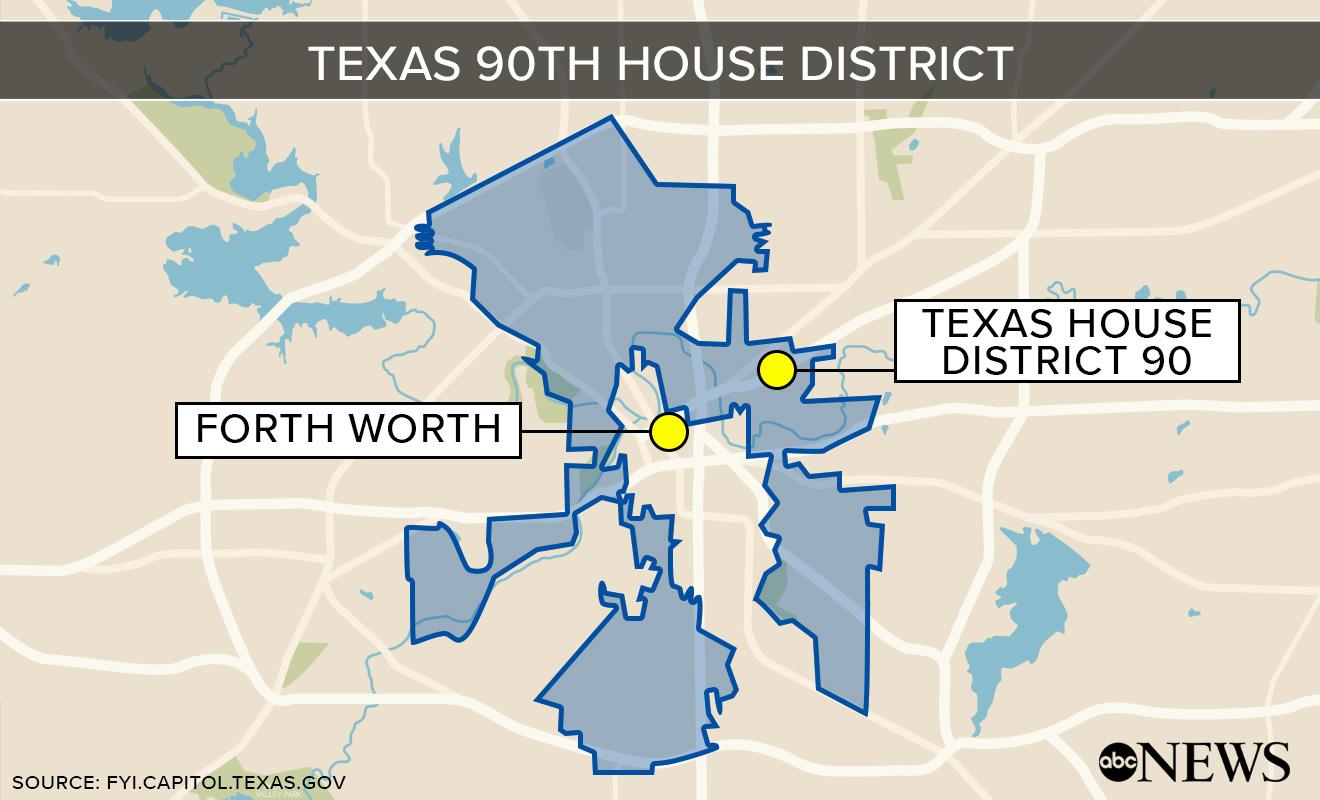 Map Of Texas House District 90.Supreme Court Decides Legislators Are Always Innocent Of Racism